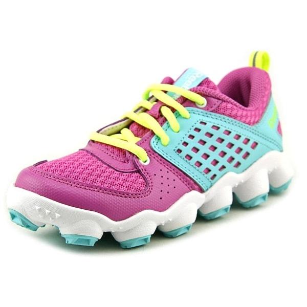 Reebok ATV19 Ultimate II Youth Round Toe Synthetic Pink Running Shoe