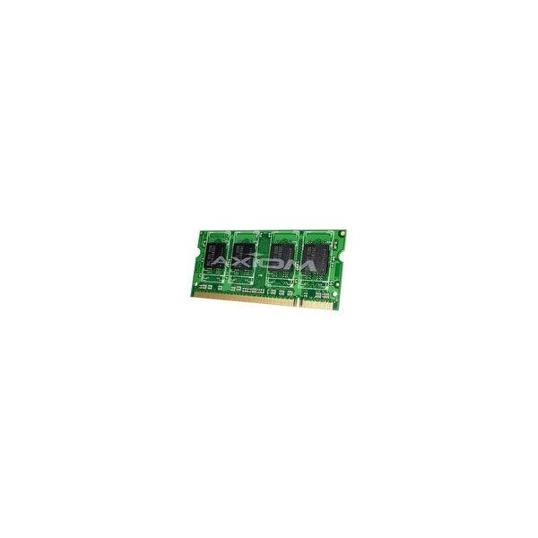 Axion AX16791402/1 Axiom 2GB DDR2 SDRAM Memory Module - 2GB (1 x 2GB) - 667MHz DDR2-667/PC2-5300 - DDR2 SDRAM - 200-pin SoDIMM