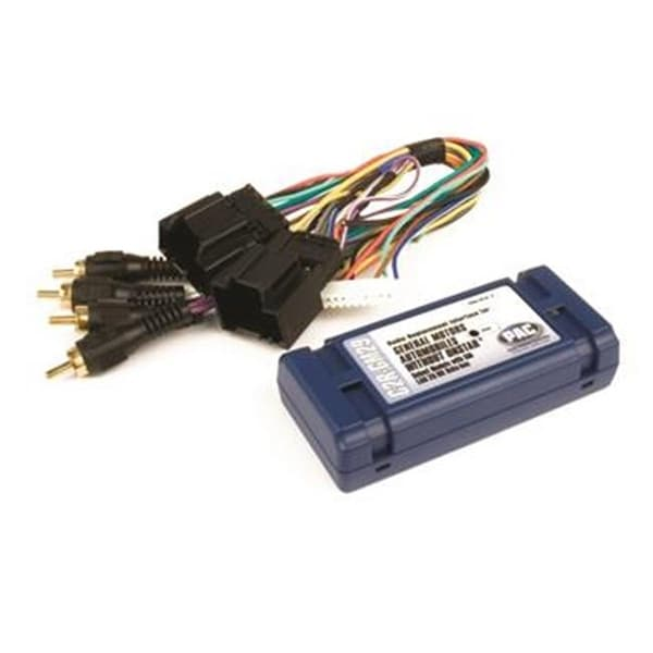 shop pac c2rgm29 radio wiring harness - free shipping today - overstock -  23230489