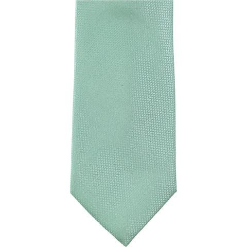 Nautica Mens Textured Self-Tied Necktie - One Size