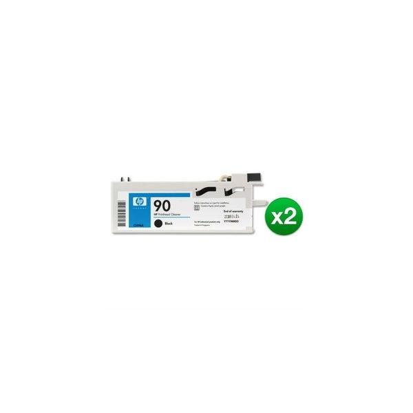 HP 90 Black DesignJet Printhead Cleaner (C5096A) (2-Pack)