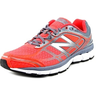 New Balance M860 Men 2E Round Toe Synthetic Orange Running Shoe