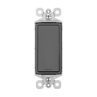 Legrand TM870 Radiant Switch Wall Control