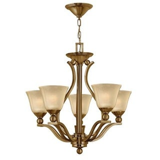 Bolla 5 Light 1 Tier Chandelier