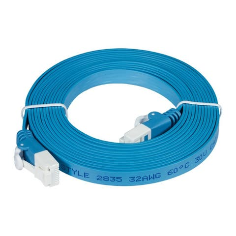 D-Link 10 Ft Cat6 Ethernet Patch Cable 3-Pack 10 Ft Cat6 Ethernet Patch Cable 1- Pack