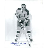 Signed Howell Harry BW 8x10 Photo autographed
