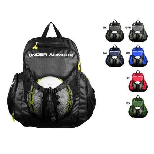60ee509f2dc Shop Under Armour Striker Soccer Backpack UASB-SBP - Free Shipping ...