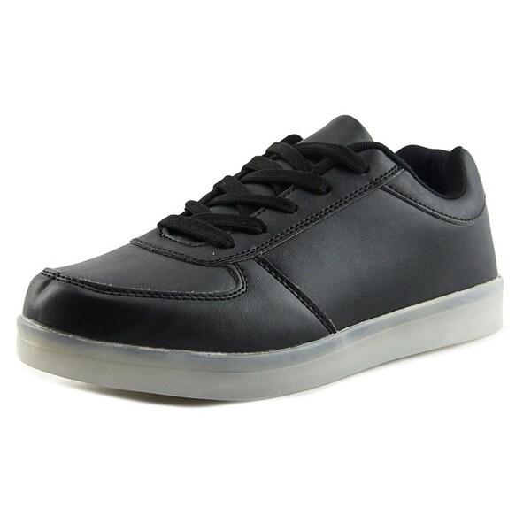 MissFine LED Black Sneakers Shoes