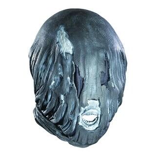 Rubies Dementor Adult Latex Mask - grey