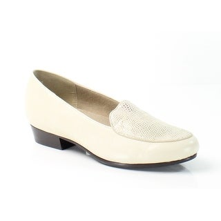 Munro NEW White Ivory Women's Shoes Size 9SS Mallory Loafer