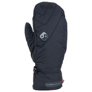 Outdoor Designs Base Camp Mitt Black S Dg-380-Blk-S