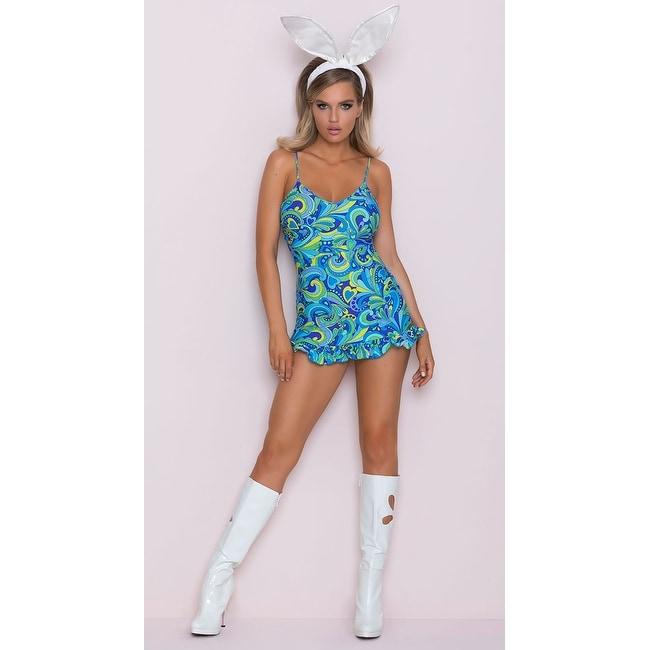 playboy bunny costume pattern