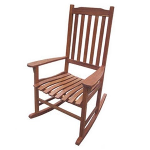 Merry Products MPG-PT-41110OS Traditional Rocking Chair