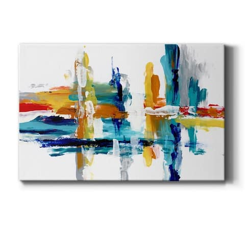 Captive Color III Premium Gallery Wrapped Canvas - Ready to Hang