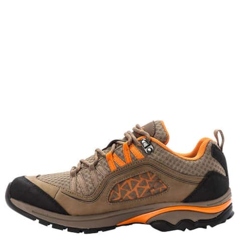 Propét Womens Piccolo Low Top Lace Up Walking Shoes