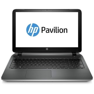 "HP Pavilion 15-P140NR 15.6"" Laptop Intel Core i7-4510U 2.0GHz 4GB 750GB Win10"
