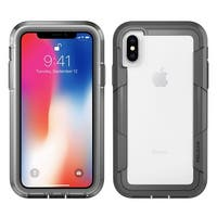 Pelican Voyager 4 Layer Extreme Protection Case for iPhone X - CLEAR