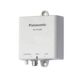 Panasonic WJ-PC200 Coaxial - LAN Converter (transmitter module)