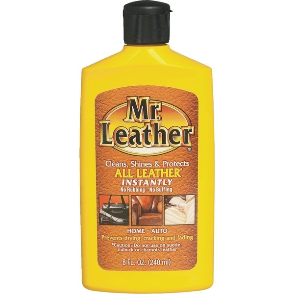 Mr. Leather 8Oz Liquid Mr. Leather
