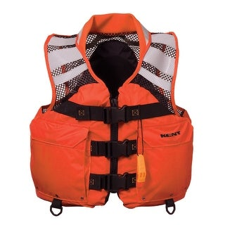 Kent Sporting Goods Kent Mesh Search And Rescue Commercial Vest Medium 151000 200 030 12