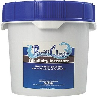 Water Techniques 25# Alkalinity Increaser F085025025PC Unit: EACH