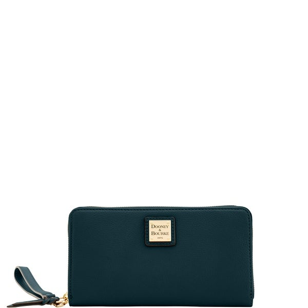 Dooney & Bourke Belvedere Large Zip Around Wristlet (Introduced by Dooney & Bourke at $138 in Apr 2017)