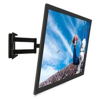 32-60 in. Articulating TV Wall Mount Low-Profile Full Motion Desig