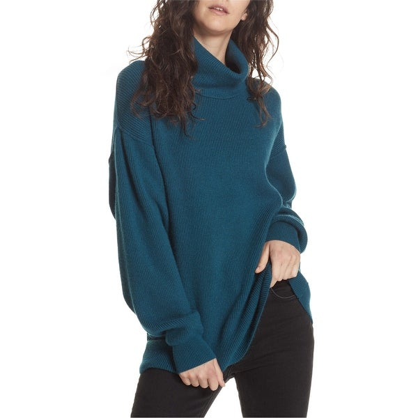 Free People Womens Softly Structured Pullover Sweater. Opens flyout.
