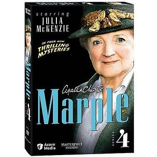 Agatha Christie's Marple: Series 4 - Dvd