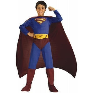 Superman Costume Child - Blue