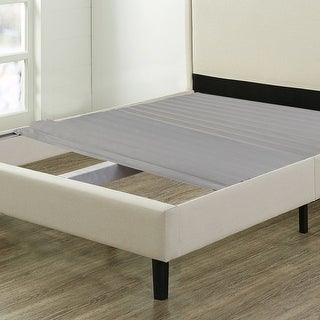 Link to ONETAN 0.75-inch Standard Mattress Support Wooden Bunkie Board / Slats with Cover. Similar Items in Bedroom Furniture