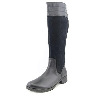 Timberland Bethel Tall  W Round Toe Leather  Knee High Boot