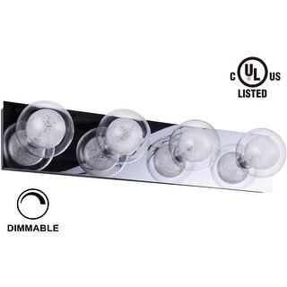 Dimmable LED Vanity Mirror Light, 20W Indoor Bath/Wall Lighting Fixture 2700K