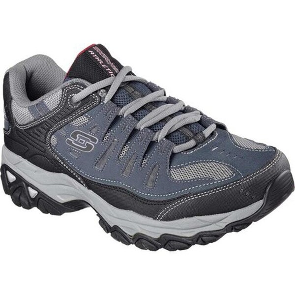 Shop Skechers Men's After Burn Memory Fit Cross Training