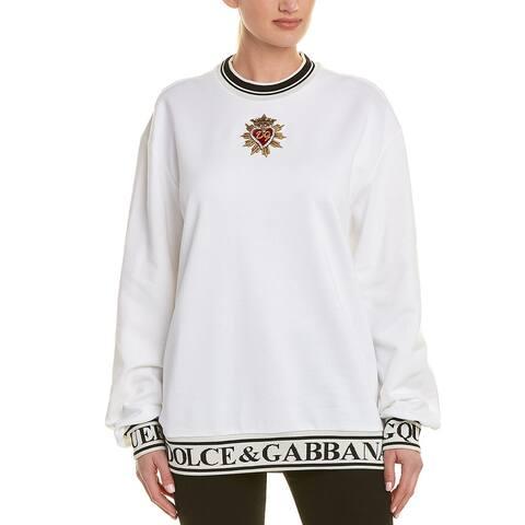 Dolce & Gabbana Logo Band Sweatshirt