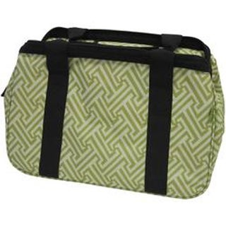 "18""X10""X12"" Green T - Janetbasket Eco Bag"
