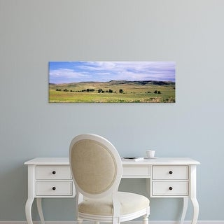 Easy Art Prints Panoramic Images's 'Custer State Park, South Dakota, USA' Premium Canvas Art