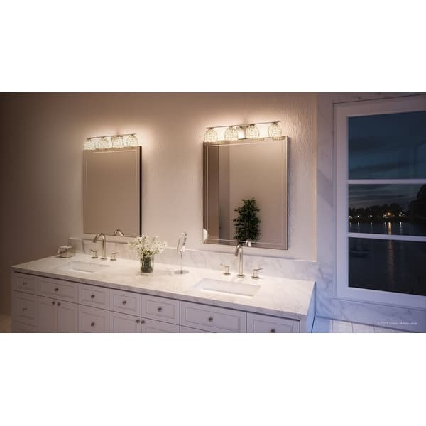 Shop Luxury Modern Bathroom Vanity Light, 5.5