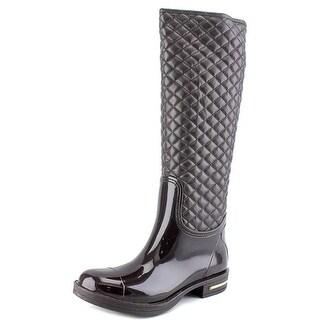 Nomad Axel Women Round Toe Leather Rain Boot
