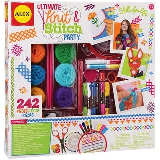 Ultimate Knit & Stitch Party Kit-