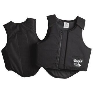 Tough-1 Safety Vest Bodyguard Extra Protective Urethane Foam
