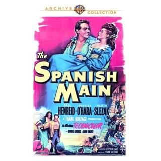 Spanish Main, The DVD Movie 1945