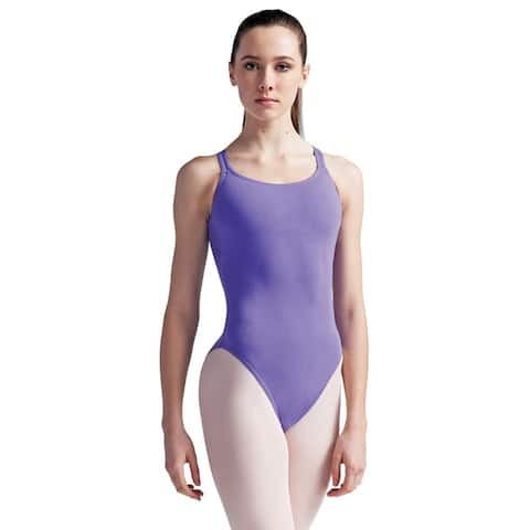 Double Strap Camisole Leotard