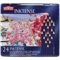 Derwent Inktense Pencils 24/Pkg-
