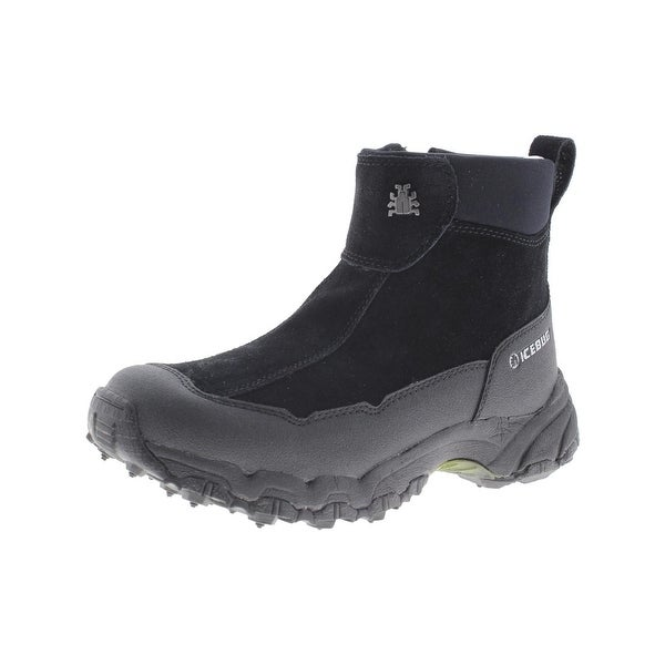 Icebug Womens Metro Winter Boots Suede Waterproof
