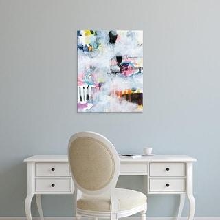 Easy Art Prints Jan Weiss's 'Northern Exposure 1' Premium Canvas Art