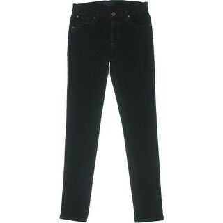 James Jeans Womens James Twiggy Stretch Classic Rise Denim Leggings - 27