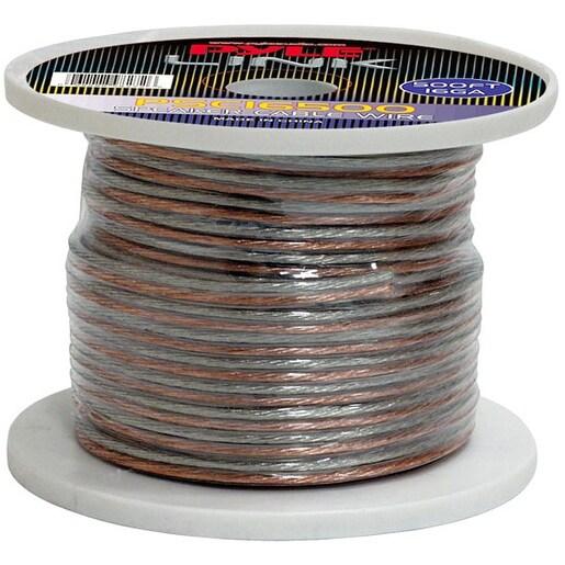 16 Gauge 500 ft. Spool of High Quality Speaker Zip Wire