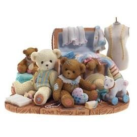 Cherished Teddies Rachel Down Memory Lane Figurine