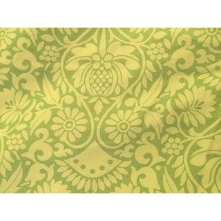 Amy Butler for Welspun Organic Cotton Sair Bloom Green Floral Sheet Set